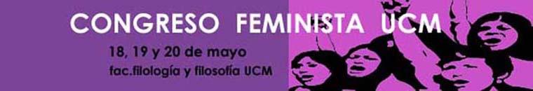 Congreso Feminista UCM