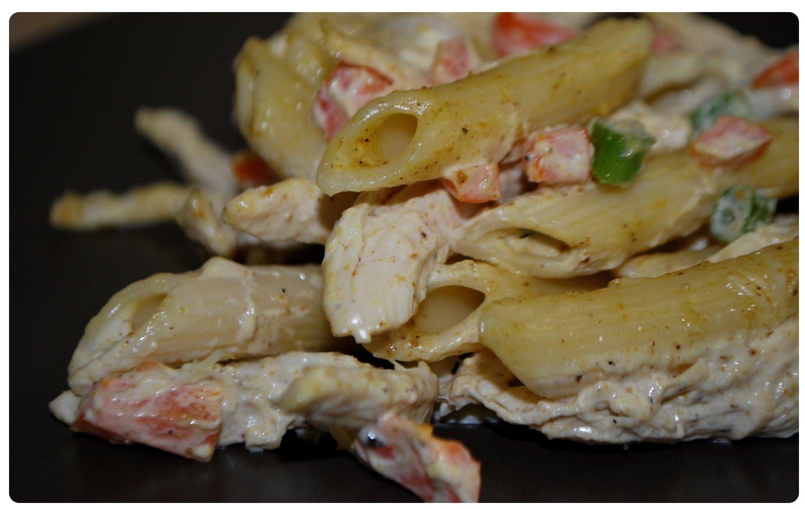 Curried Chicken Pasta Salad Recipes — Dishmaps