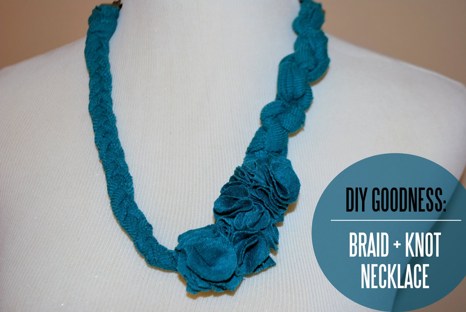 The Moptop Mavencom The Premier Source For All Things Creative - Diy braided necklace