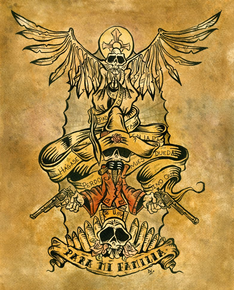 ♤ Motörheadster ♤: El Día de los Muertos