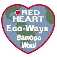 レッドハート・バンブーウール・logo