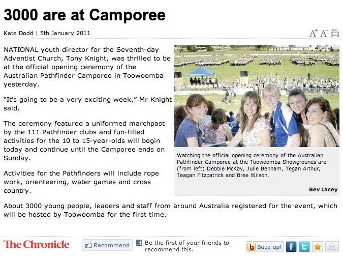 oath australian coree coree in the media