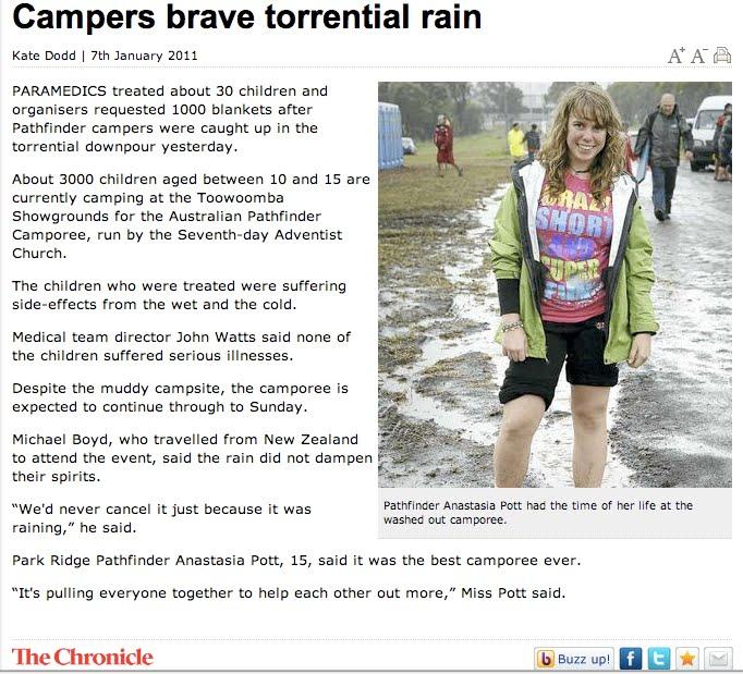 oath australian coree a news story