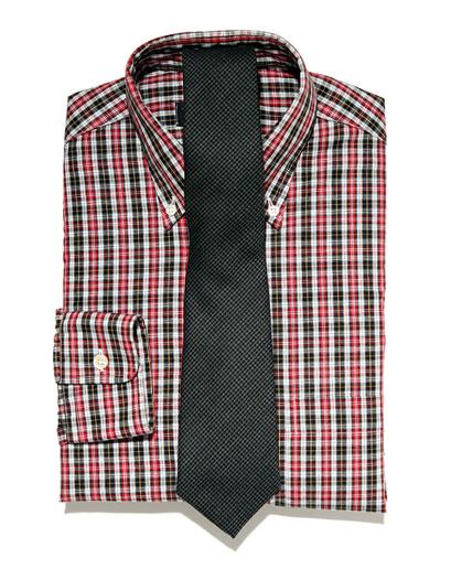 suitable for men shirt tie rules