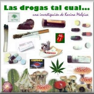 tipos de drogas que existen
