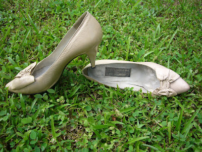 stuart weitzman vintage shoes @ máriel's castle