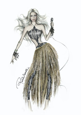 Roberto_Cavalli_for_Shakira_World_Cup_2010@http://marielscastle.blogspot.com