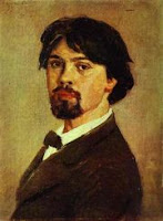 Surikov self-portrait