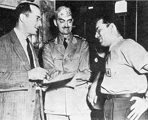 Heinlein, de Camp, Asimov