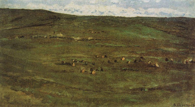 tabun loshadej - a herd of horses