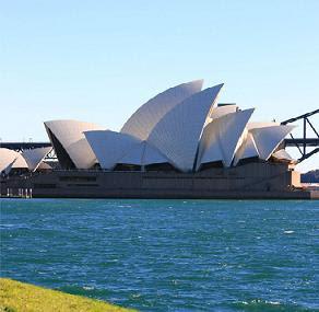 Opera Sidney arqutiectura Australia