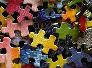 vida es puzzle rompecabezas