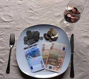 dinero no se come