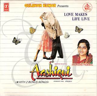 BOLLYWOOD: Aashiqui (1990)   HQ   320 Kbps   MP3