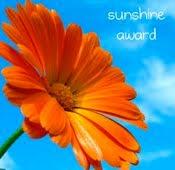 Award gekregen van mama