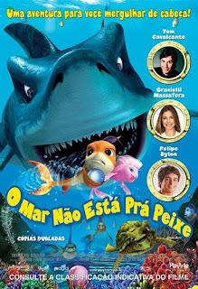 O Mar Não Está Prá Peixe – Dublado – Ver Filme Online
