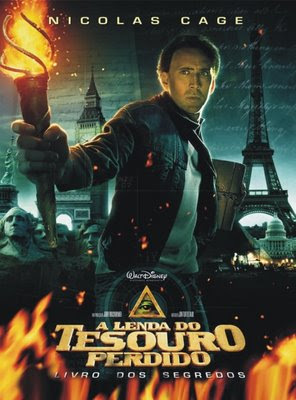 A Lenda do Tesouro Perdido 2   DualAudio Download