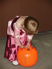 "As ""Sleeping Beauty""- Halloween 2008"