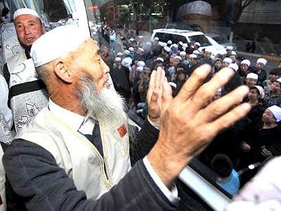 Chinese Muslim pilgrim