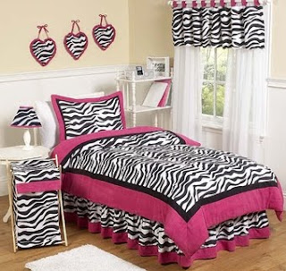 Jojo Designs Zebra Bedding