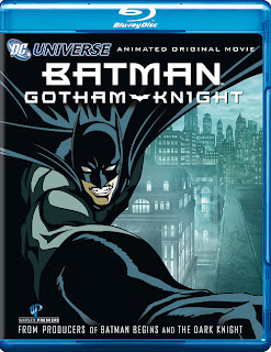 Batman: Gotham Knight (2008) Warner Bros. Animation