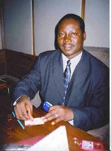 Bishop John Okinda
