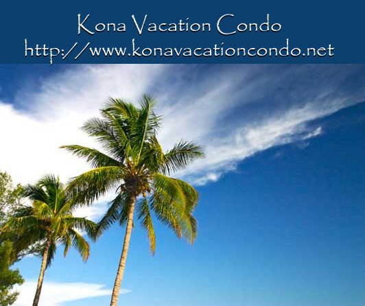 Kona Vacation Condo