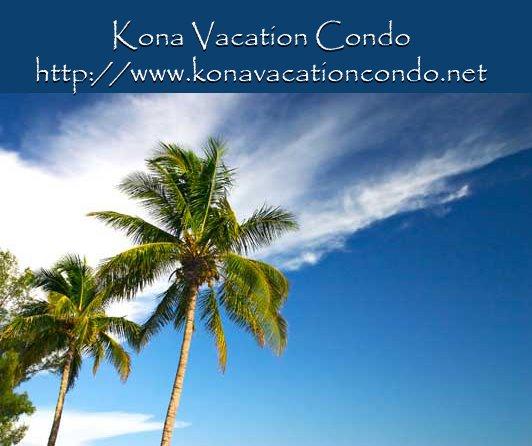 Kona Vacation Condo