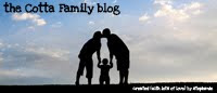 The Cotta Family Blog
