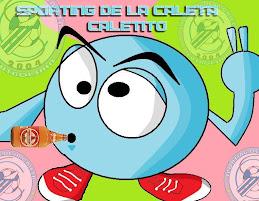 MASCOTA OFICIAL: <em>CALETITO</em>