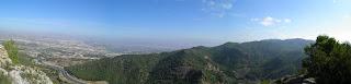 Panoramica desde el castillo