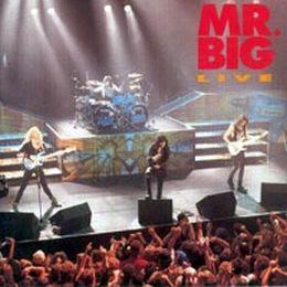 Mr. Big   -Mr. Big Live