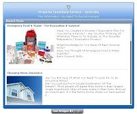 Inventory Information Widget By - Aussie Home Inventories