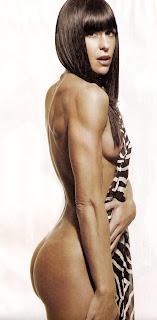 Topless Argentinas Famosas Carolina Baldini Muestra Cola
