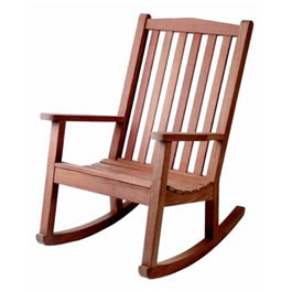 Rocking Chair: Did Anyone Else
