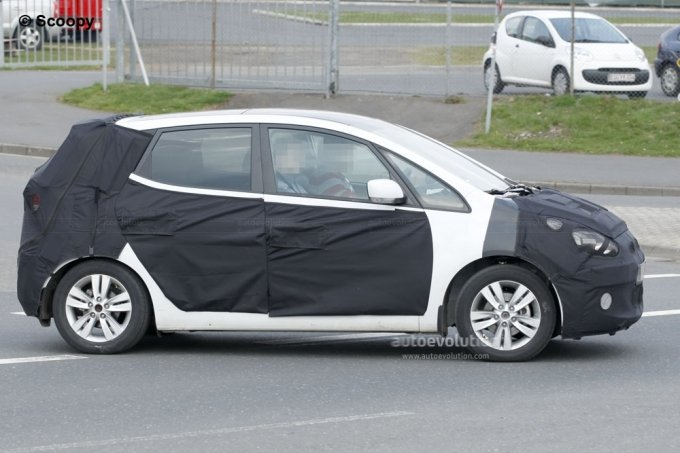 2011 Hyundai Ix20 Review  Top Speed