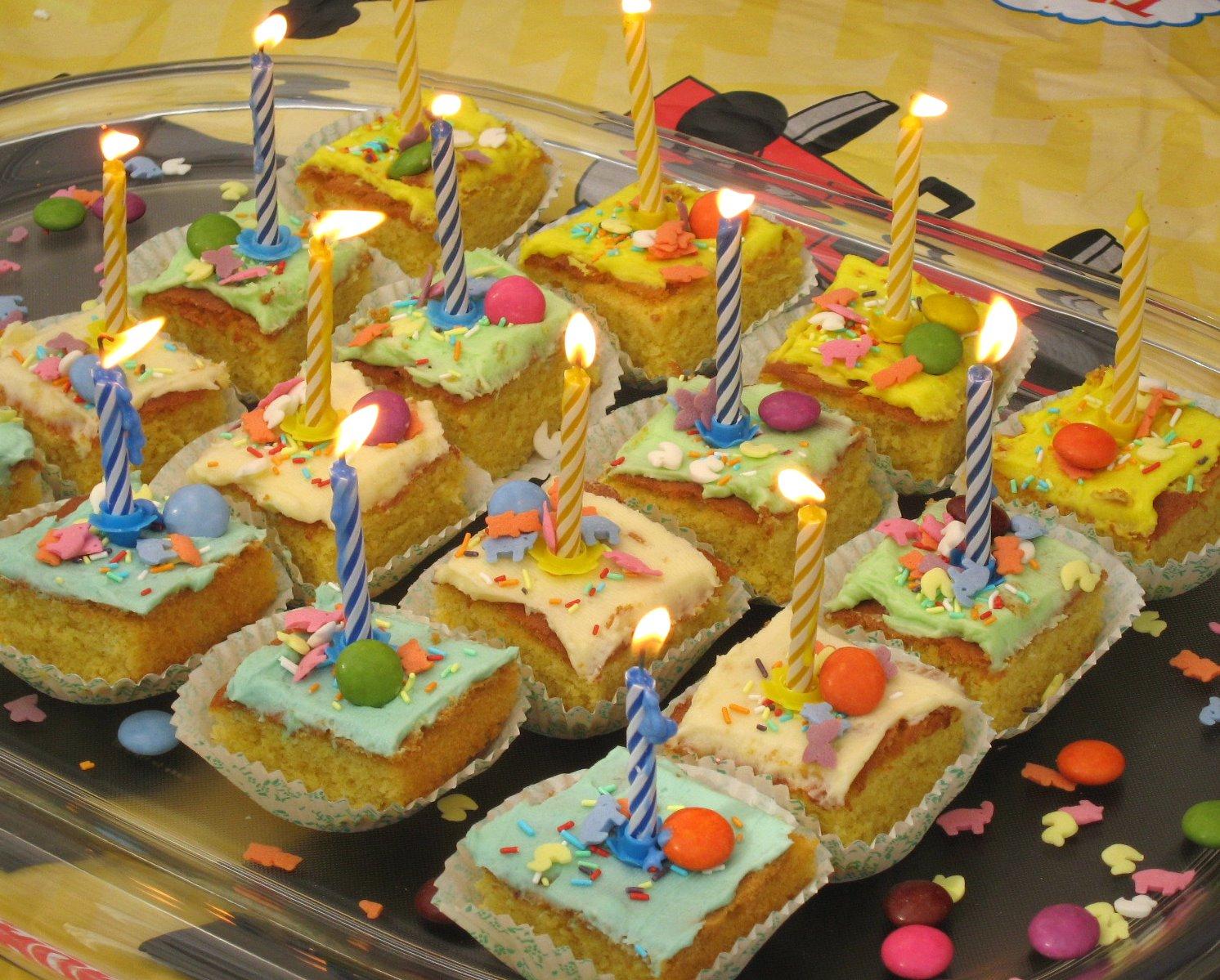 Что приготовить на день рождения ребёнка рецепты