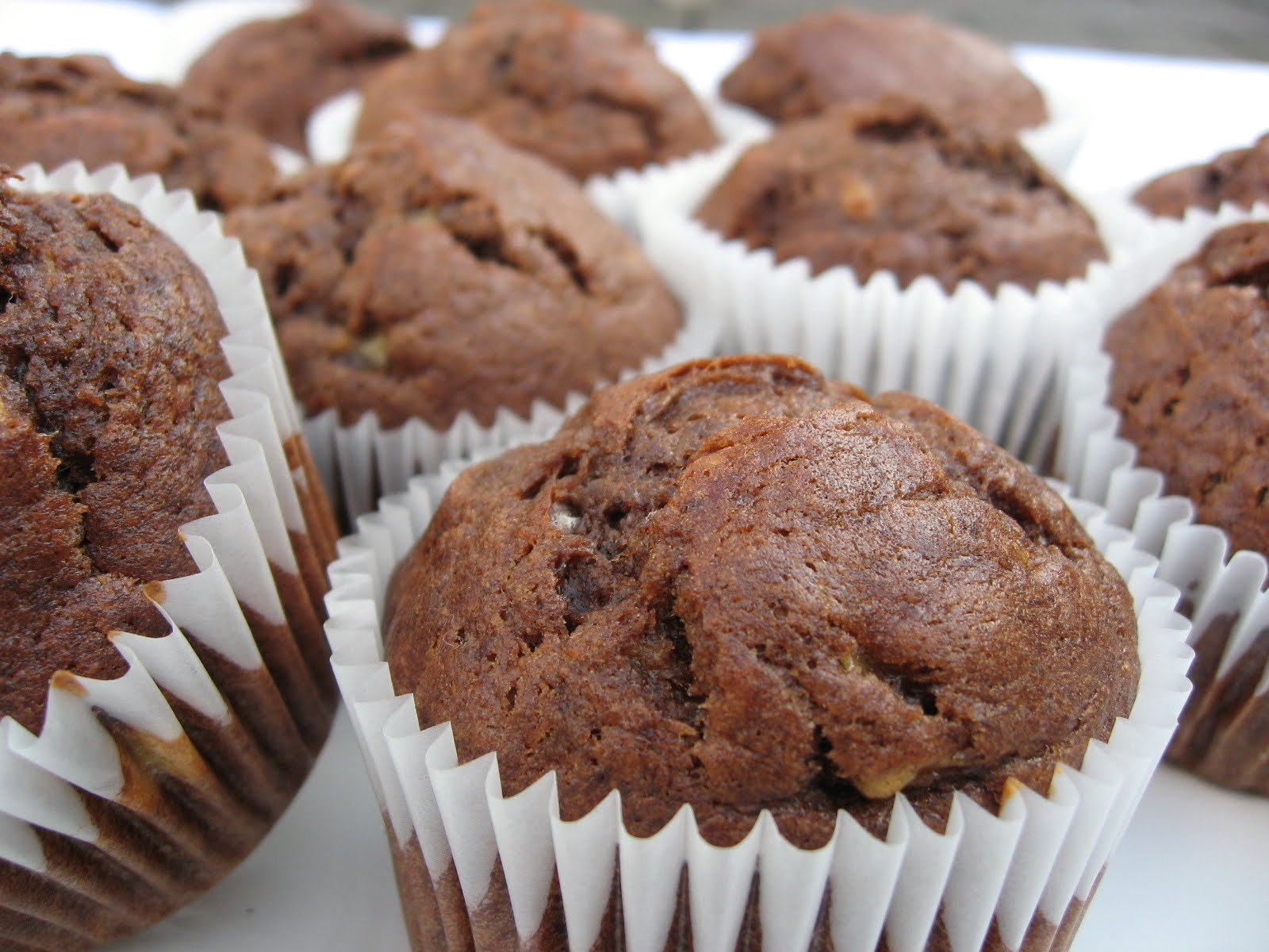 Chocolate Chip Muffins Recipe | Taste Of Home