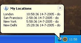 Microsoft World Clock