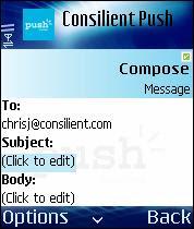 Free Push Mail India