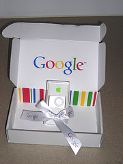 Help Google Improve Adsense, Get an Apple iPod in Return