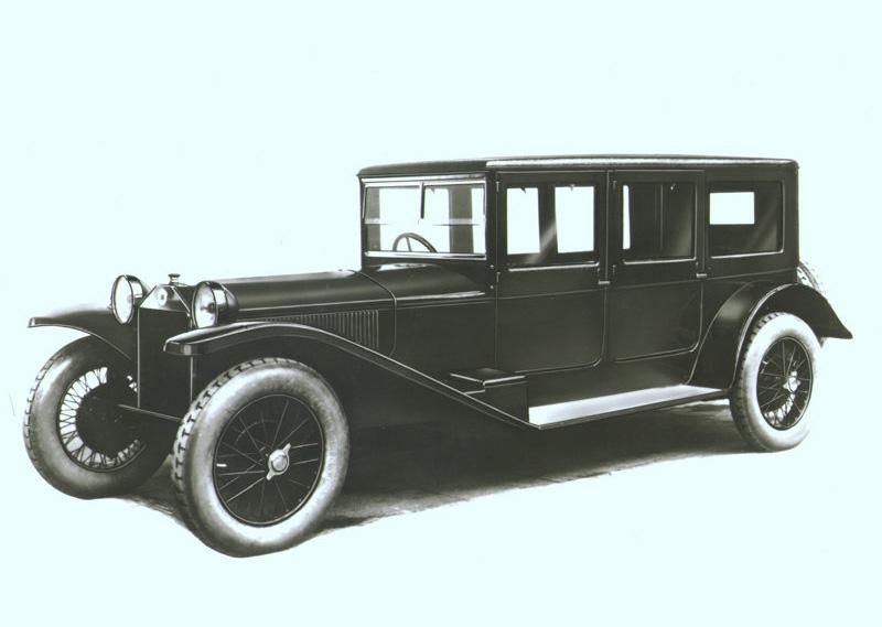 1928 Lancia Lambda. Lancia Lambda, 1922