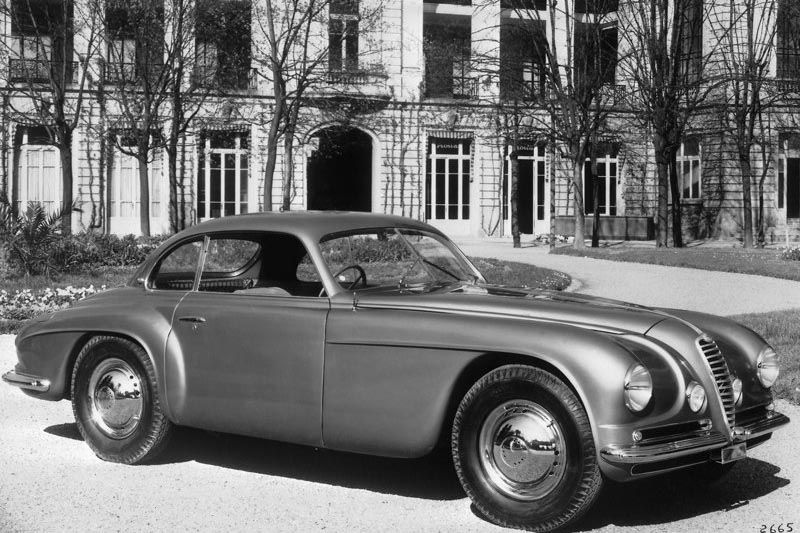 Alfa Romeo 158, 1947. The Alfa Romeo 158/159, also known as the Alfetta