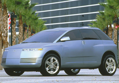 Oldsmobile Recon Concept, 1999. Posted by nyimeng at 6:54 AM
