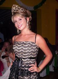 Liliana Yazmín Cárdenas Jácome, Reina del Club Britania 2008-2009