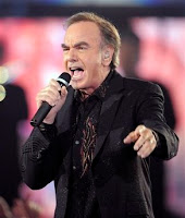 Holy Neil Diamond sighting!
