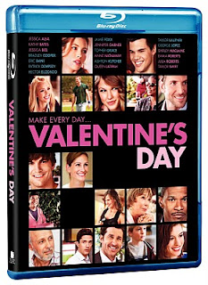 Valentine's Day on Blu-Ray
