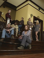 The cast of Persons Unknown