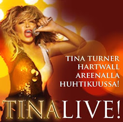 Tina Turner Hartwall Areena 23.4.09