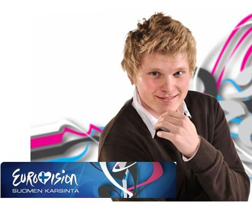 Look down, look back up. This thread is now Eurovision - Page 3 Paradise+oskar+euroviisut+2011